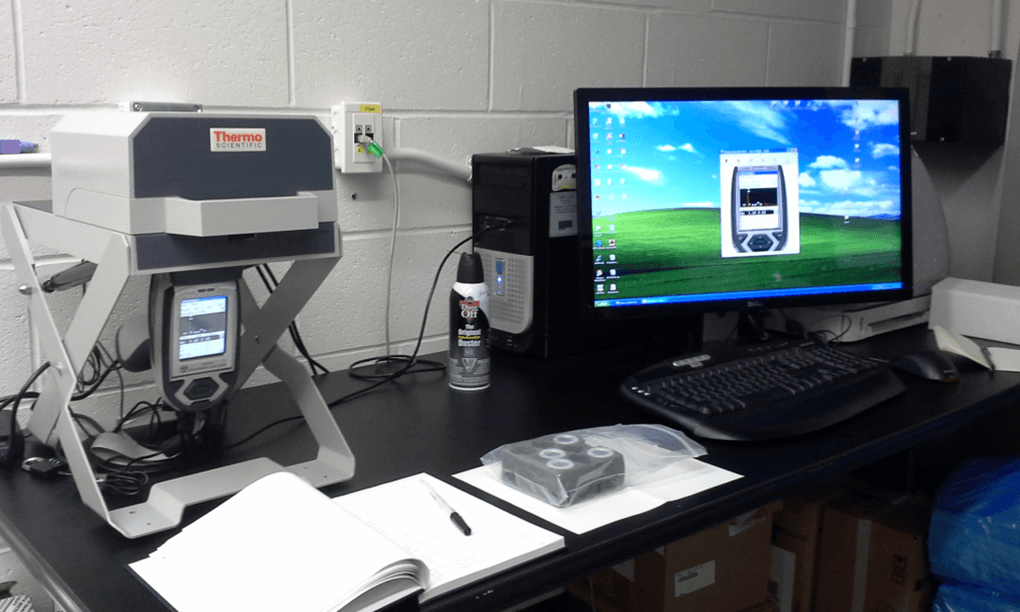 ThermoFisher Niton XRF