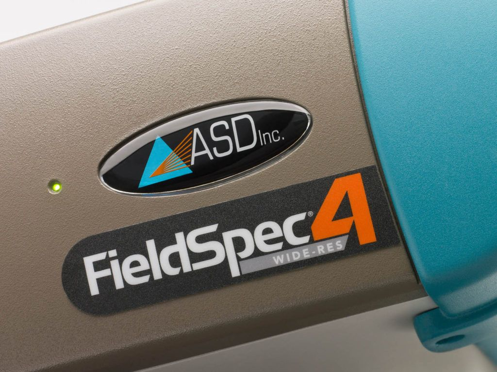 ASD Fieldspec 4 spectrometer