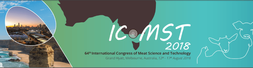64th International Congress of Meat Science and Technology.